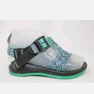 Chaco Girl's Unisex Purple Blue Green Sport Sandal
